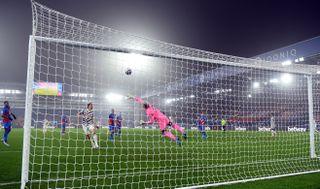 Crystal Palace v Manchester United – Premier League – Selhurst Park