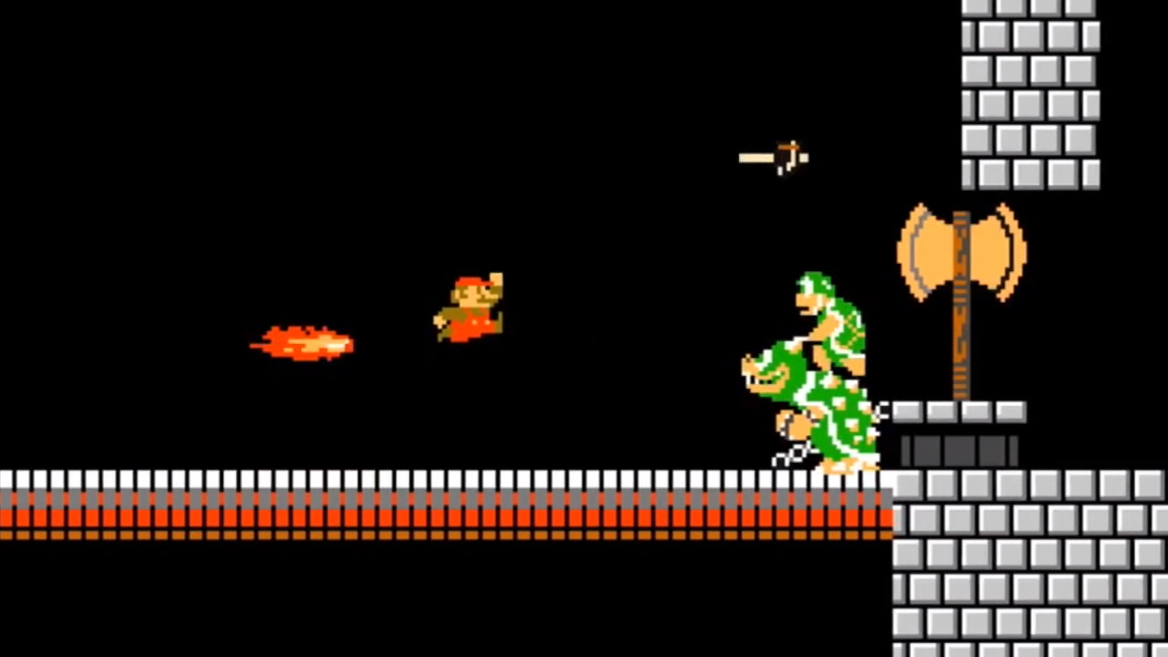 It's weirdly complicated to remake Super Mario Bros  in