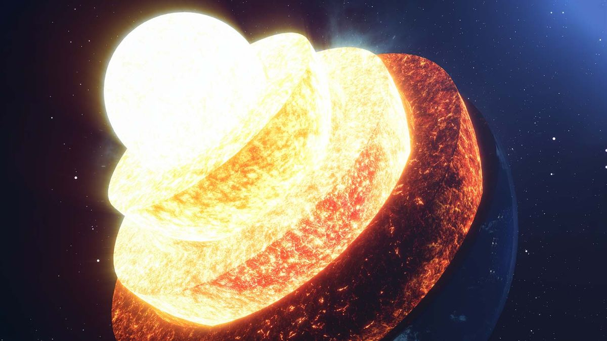 The Earth's core just got a lot more interesting – here's why