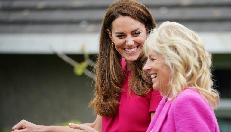Kate Middleton, Dr. Jill Biden