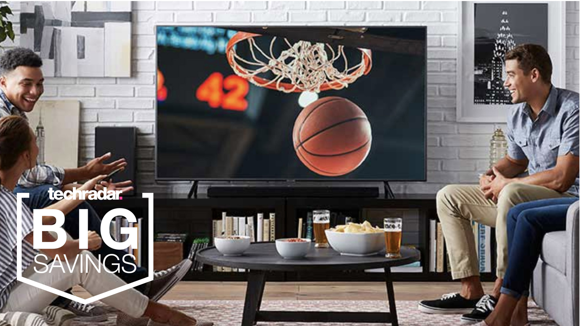 March Madness TV sales: final deals from Best Buy, Walmart, Amazon and more thumbnail