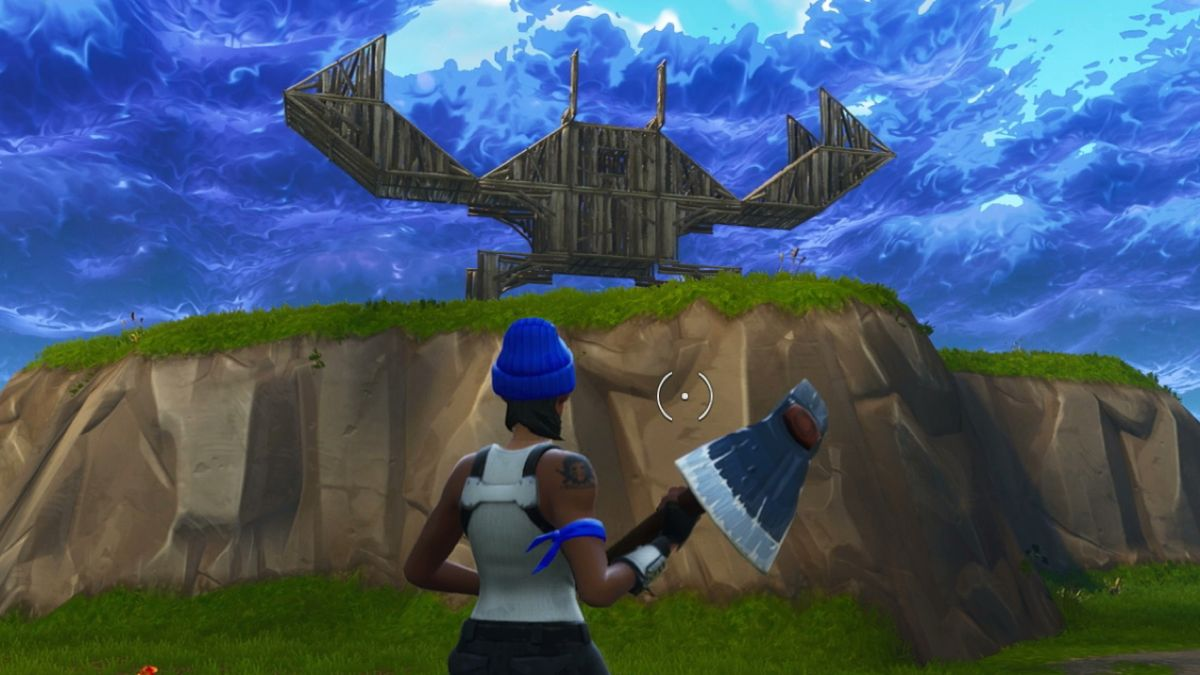 Fortnite Battle Royale Battle Pass Challenges guide - visit a Llama, Fox, and a Crab