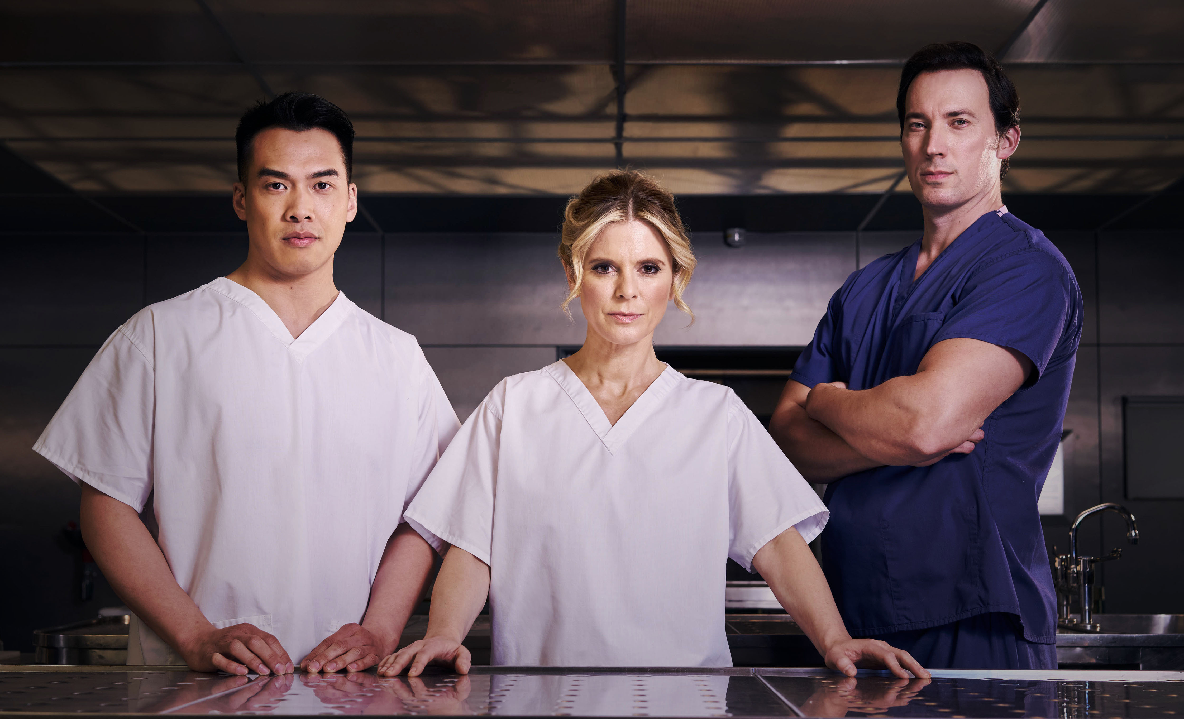 TV tonight Adam, Nikki and Jack face a difficult case