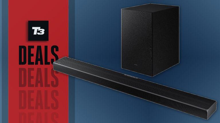 cheap soundbar deal samsung