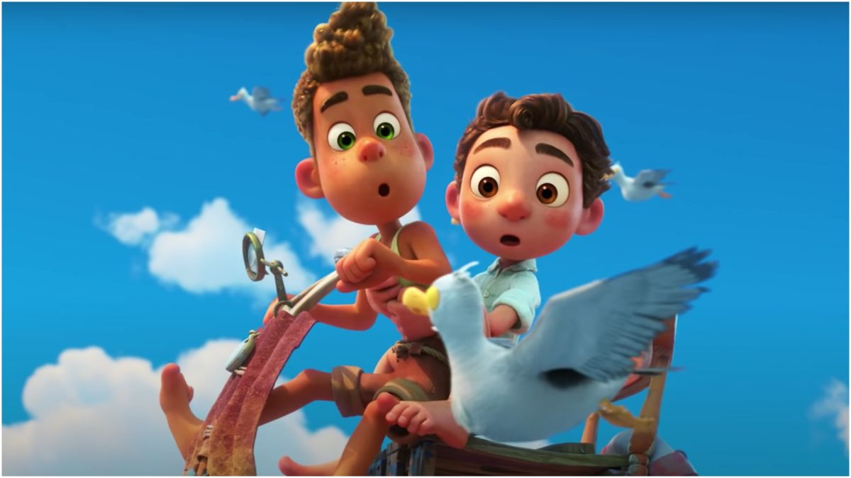 Watch Luca online right now - here's how to stream the Pixar movie
