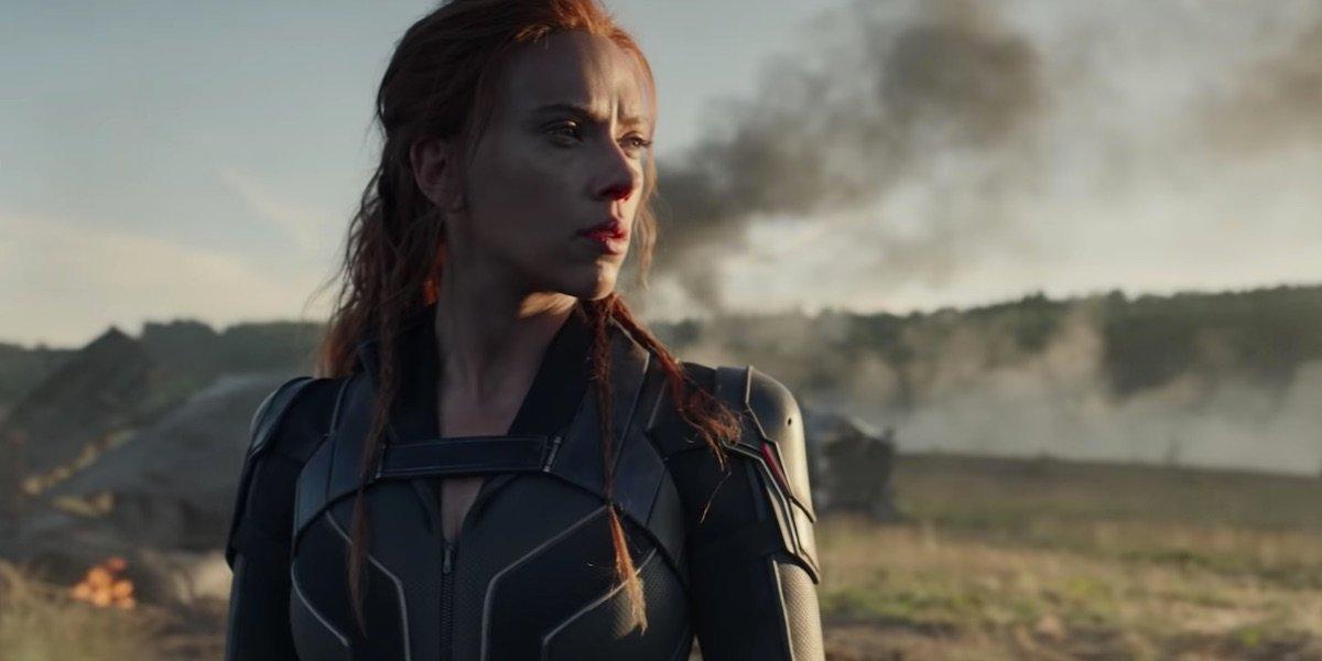 Natasha in Black Widow