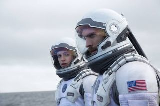 Still Image from 'Interstellar' Motion Picture