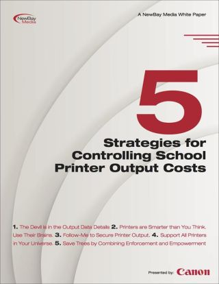 5 Strategies to Controlling Printer Output Costs