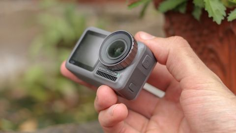 Dji Osmo Review >> Dji Osmo Action Review Digital Camera World