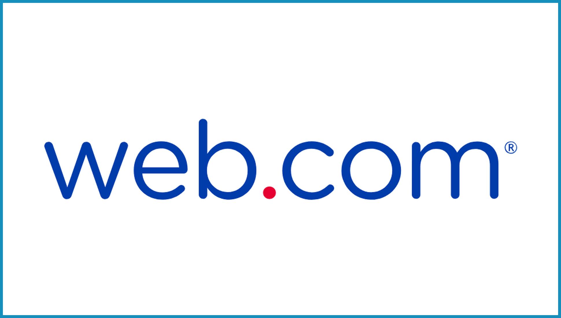 Web.com's logo