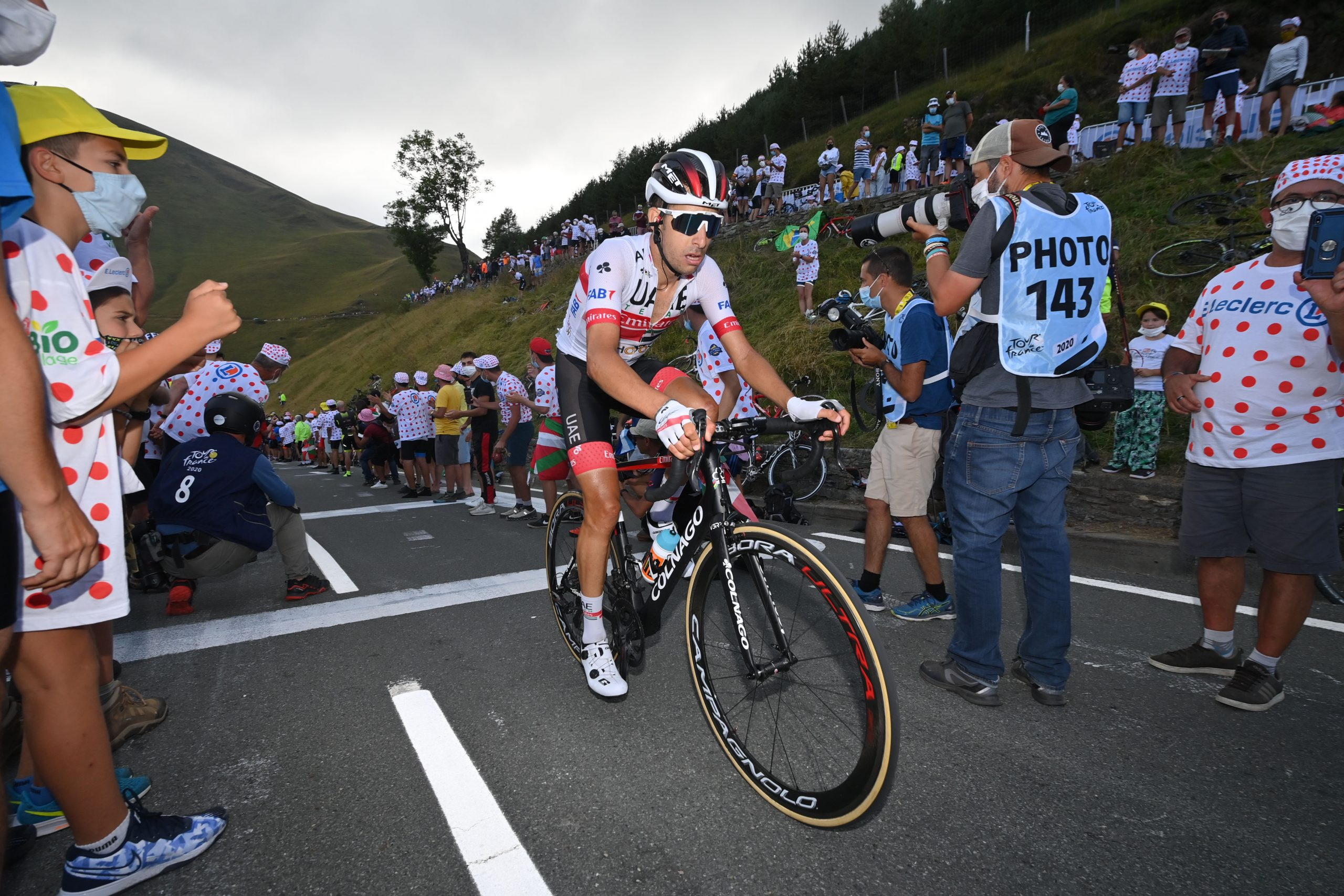 I Really Don T Know What Is Happening To Me Fabio Aru Left In Shock After Tour De France Abandonment Cycling Weekly
