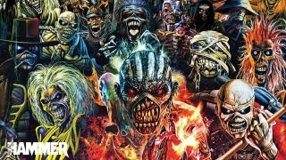 Metal Hammer Iron Maiden Eddie