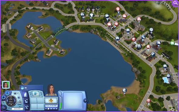 скачать Sims 3 Ambitions торрент - фото 7
