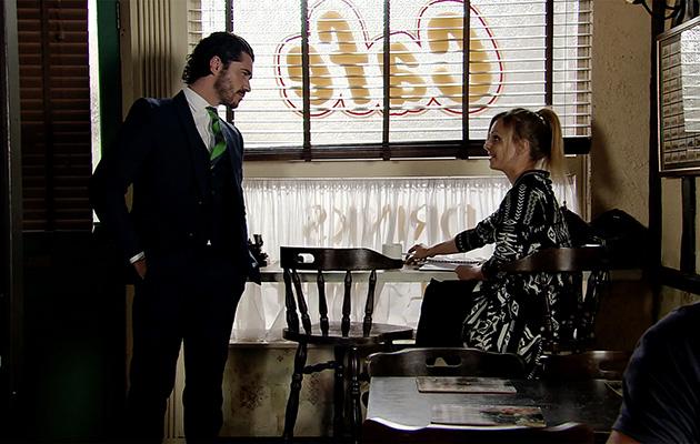 Coronatin Street spoilers: Adam Barlow has a surprise for Sarah