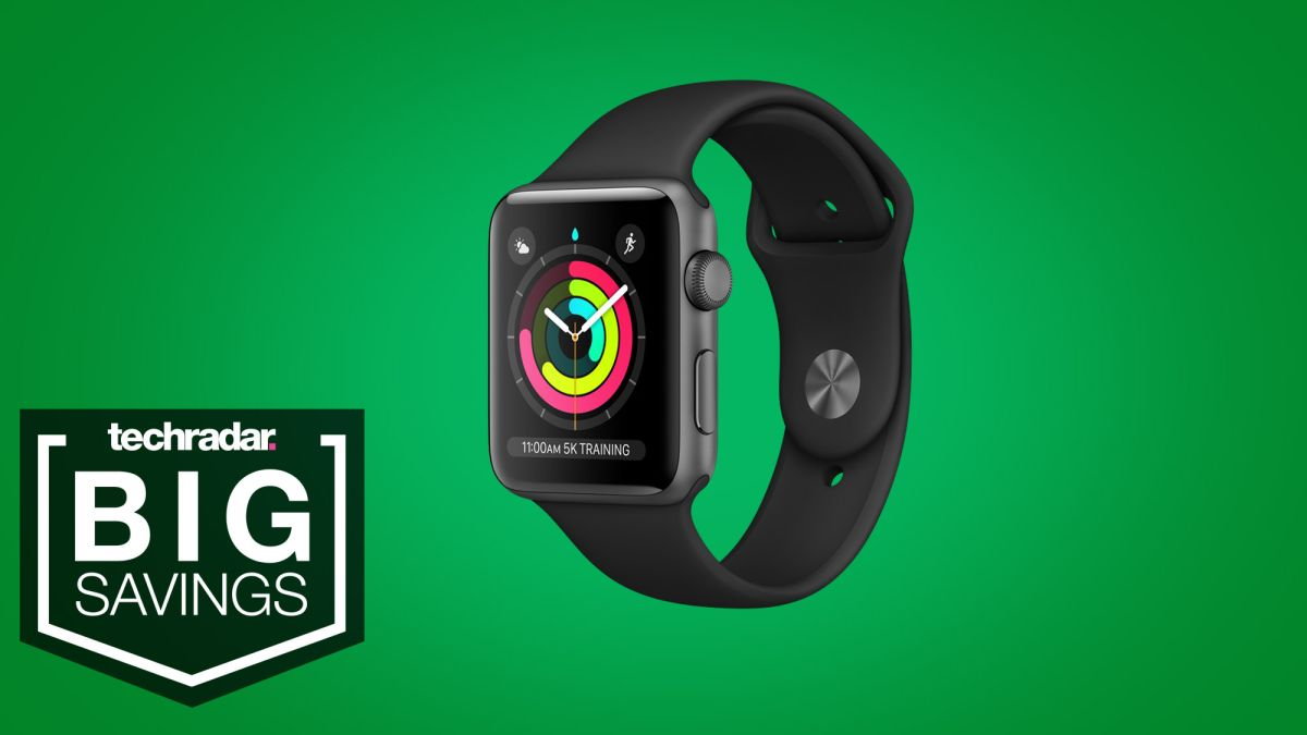 The Apple Watch 3 hits lowest price ever ahead of Black Friday