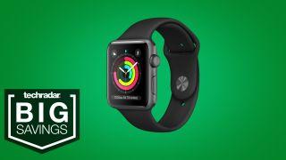Apple Watch 3 Black Friday deal