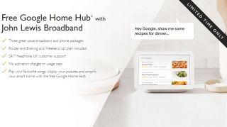 cheap broadband deals john lewis