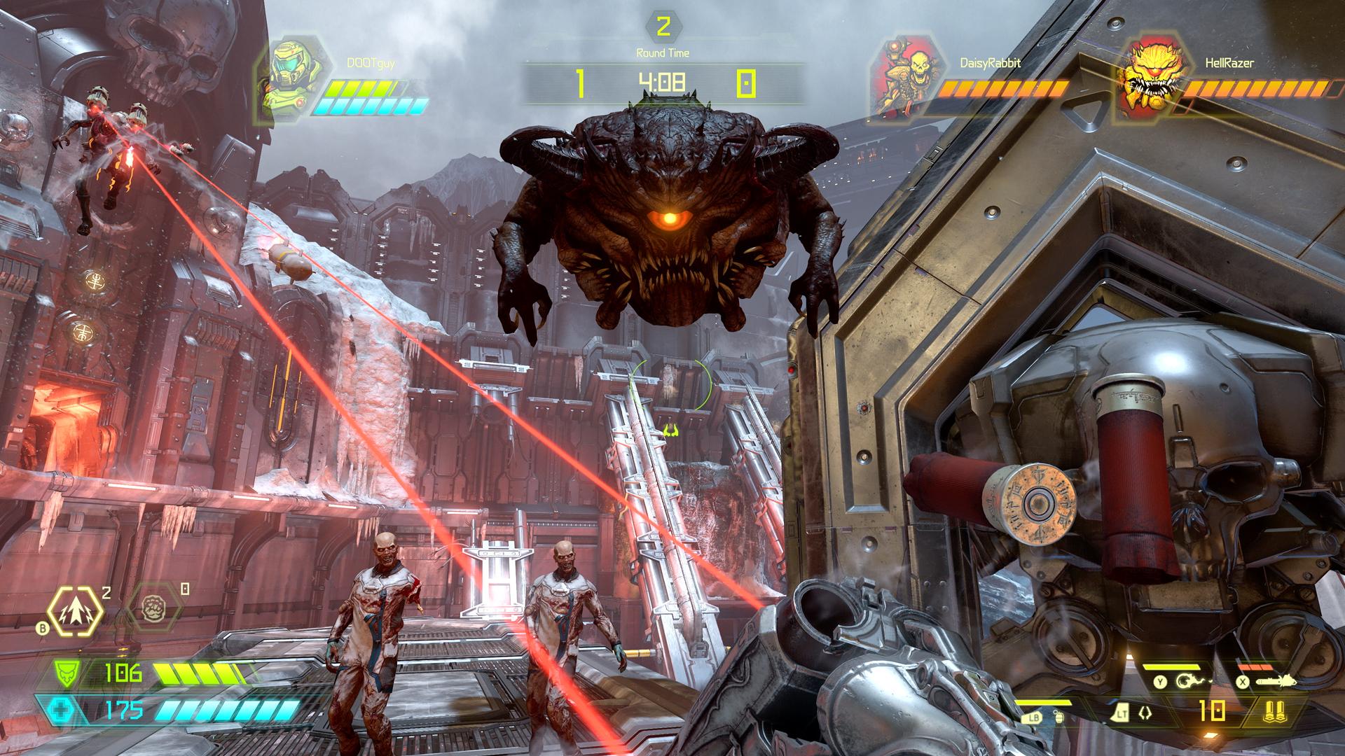 Doom Eternal Battlemode: tips get you started in the 2v1 mode | PC ...