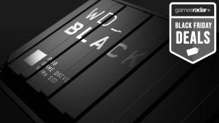 Black Friday SSD deals