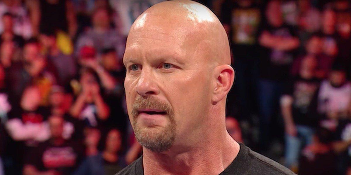 """Stone Cold"" Steve Austin on Monday Night Raw"