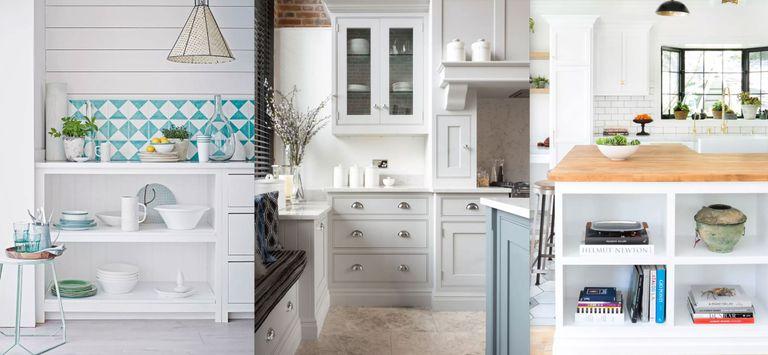 20 White Kitchen Ideas Decorating For Kitchens Homes Gardens