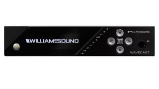 Williams Sound has introduced WaveCAST, its next-generation Wi-Fi-delivered assistive listening system.