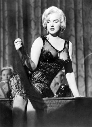 SOME LIKE IT HOT - Marilyn Monroe as Sugar Kane