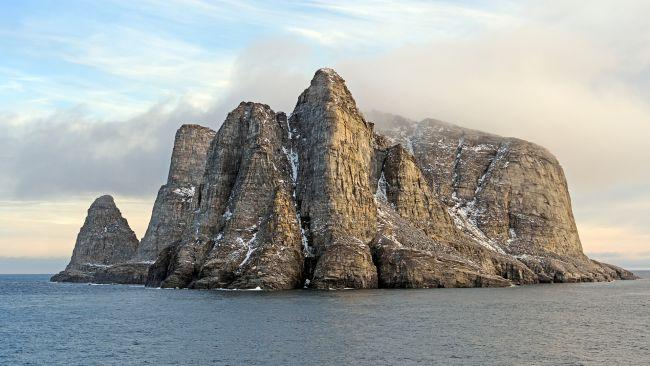 Pedaço de continente perdido descoberto no Canadá
