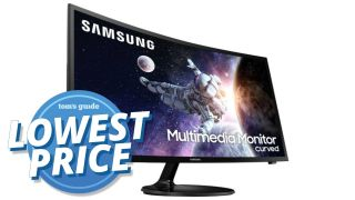 Samsung Curved Gaming Monitor