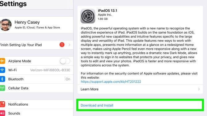 iPadOS Is Here: How to Download and Install It Now | Laptop Mag