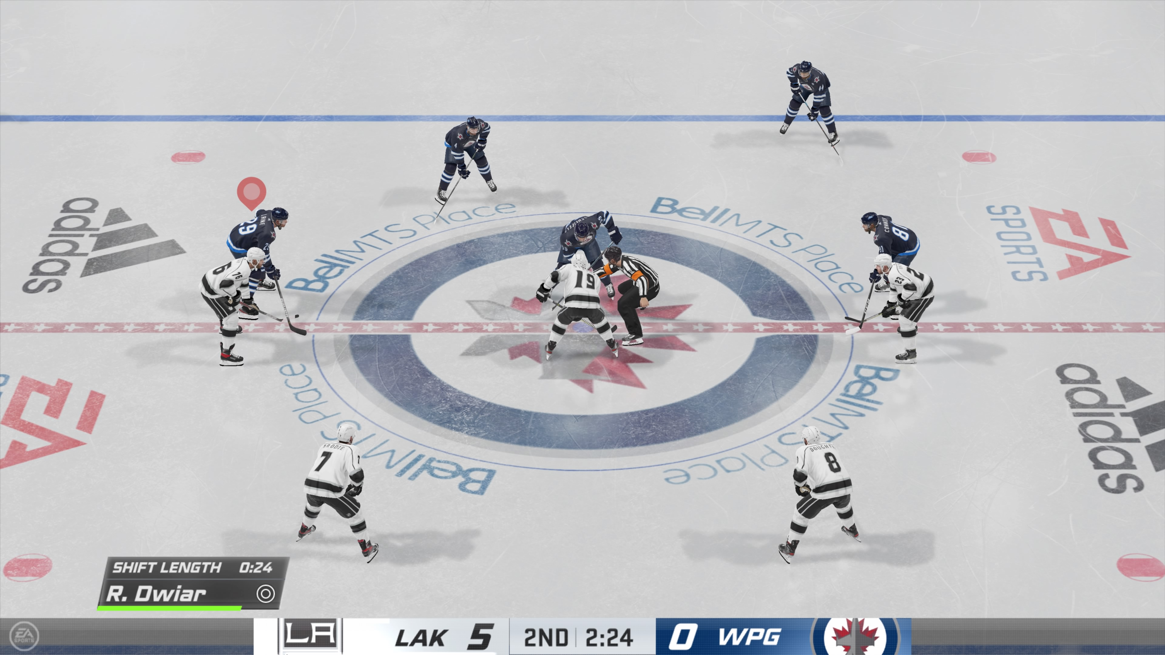 Nhl 21 Review Never A Clean Hit But A Solid And Enjoyable One Gamesradar