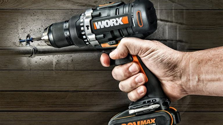 Worx WX372 Hammer Drill Review