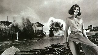 The cover art for Rush's album, Permanent Waves