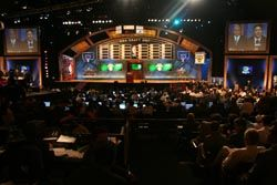 MB Productions Provides Video Support For 2007 NBA Draft