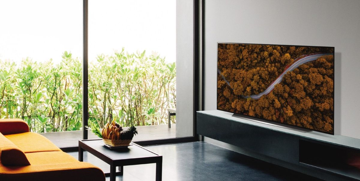 LG's new 48-inch OLED TV is here — and jaw-droppingly expensive