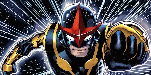 Nova Marvel Comics