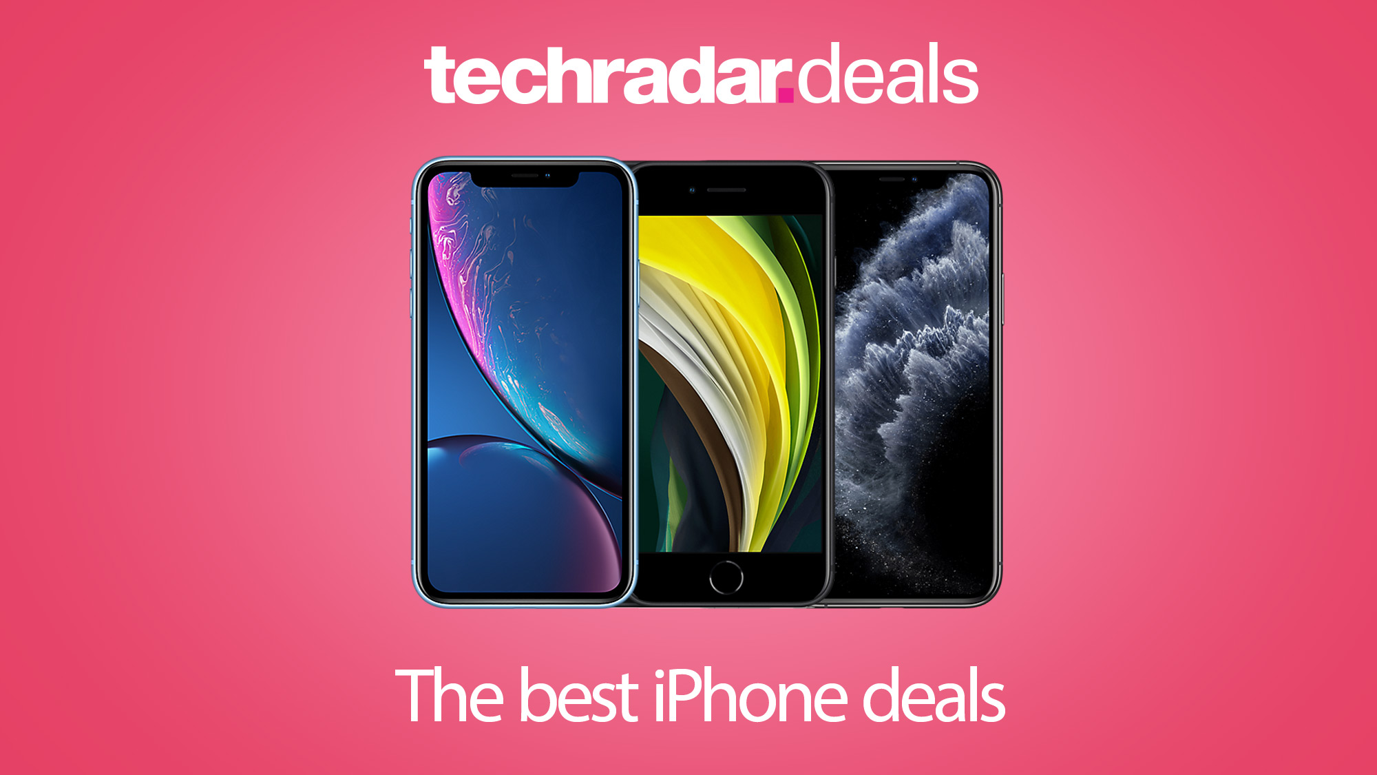 The Best Iphone Deals And Contracts In November 2020 Techradar
