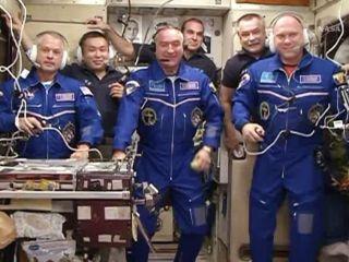 Expedition 39 Begins Aboard Space Station