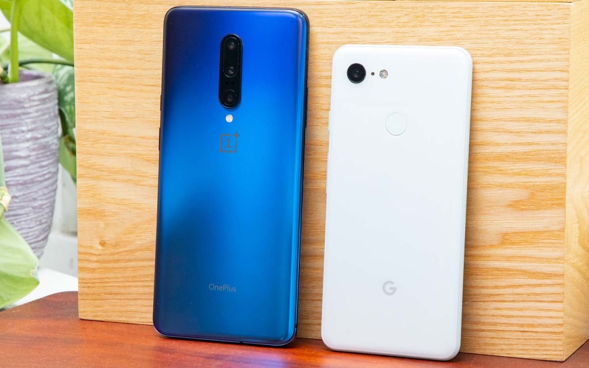 OnePlus 7 Pro vs  Pixel 3: Which Phone Wins? | Tom's Guide