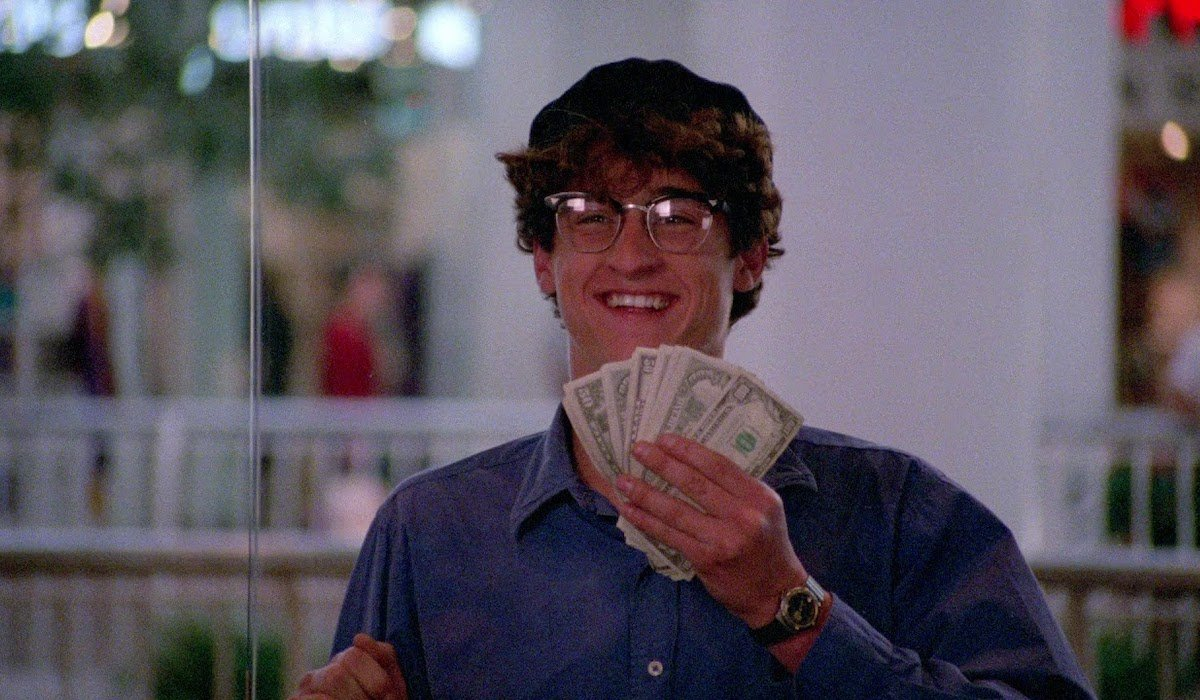 Patrick Dempsey in Can't Buy Me Love