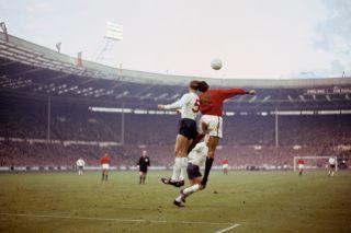 Soccer – World Cup England 1966 – Semi Final – Portugal v England – Wembley Stadium