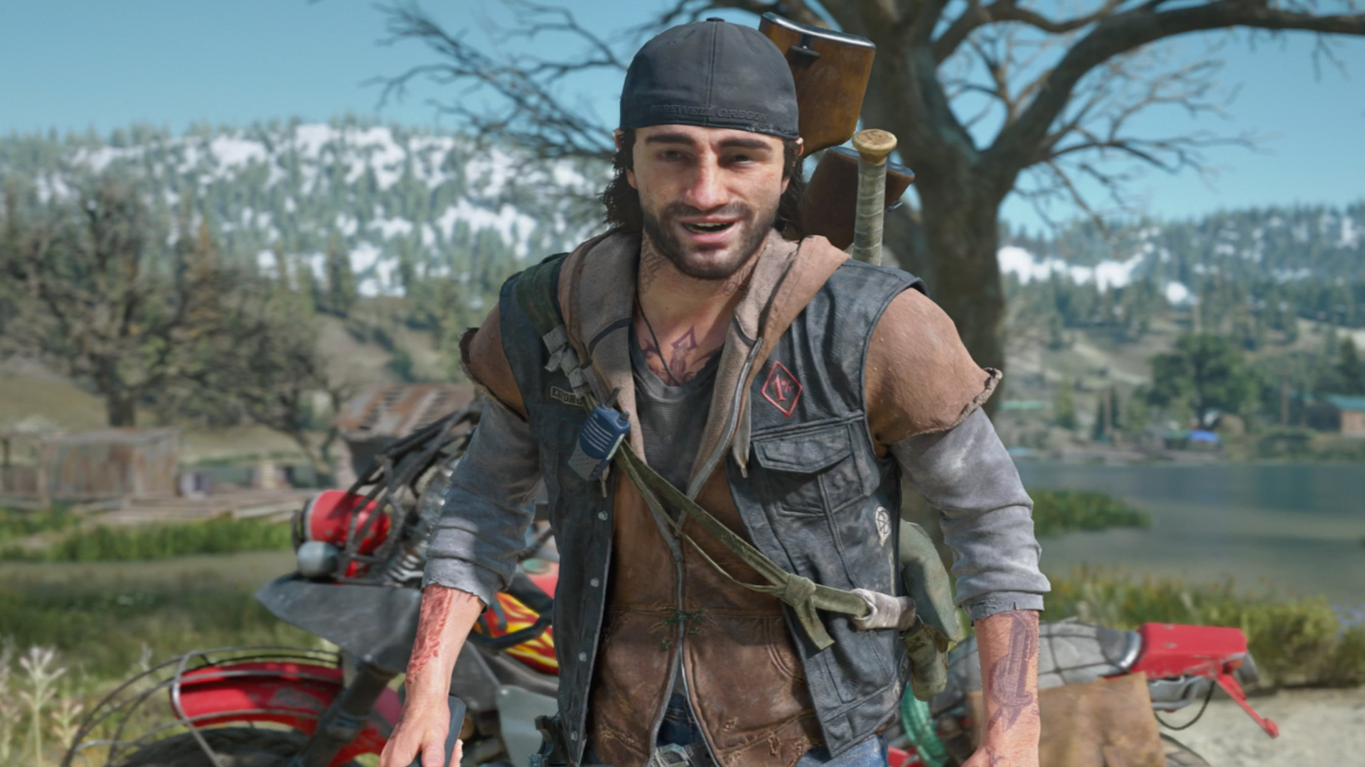 Where to find all Days Gone IPCA tech and unlock the secret