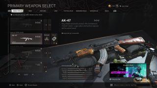 Warzone guns