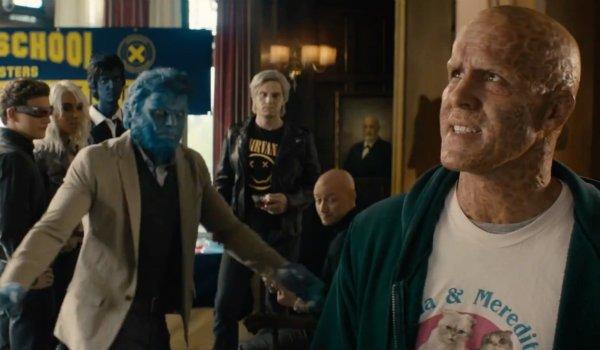 Deadpool 2 X Men cameo
