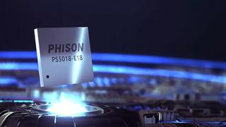 Phison E18 SSD controller