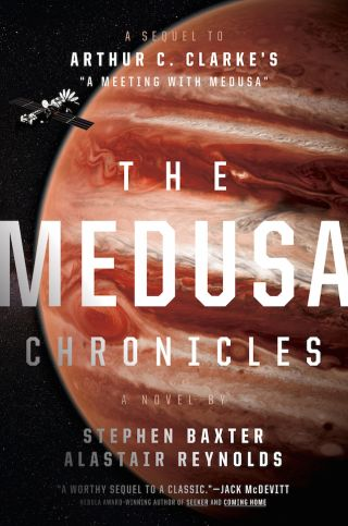 The Medusa Chronicles book cover