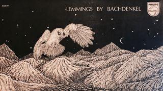 Cover art for Bachdenkel's Lemmings