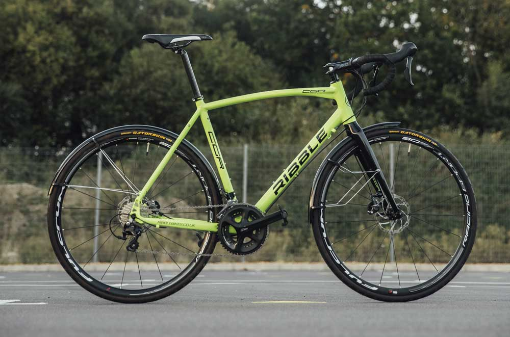 Ribble CGR 105 winterroad bike