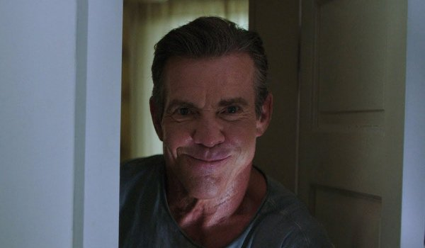 Dennis Quaid in The Intruder