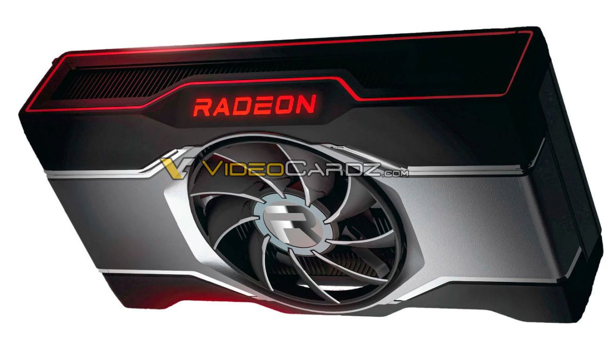 New Filing Hints To The Radeon RX 6600 XT's Impending Launch